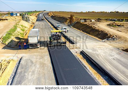New Road Construction