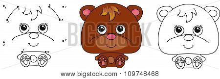 Funny And Cute Bear