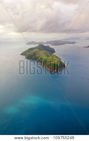 Whitsundays, Queensland - Australia - Aerial View