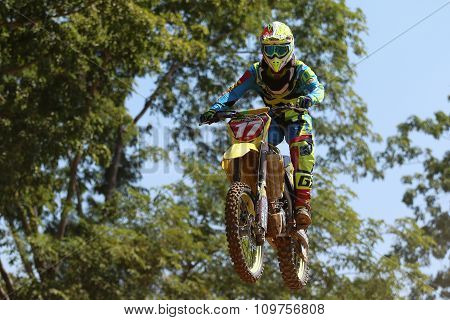 Hole Shot Thailand Motocross 2015