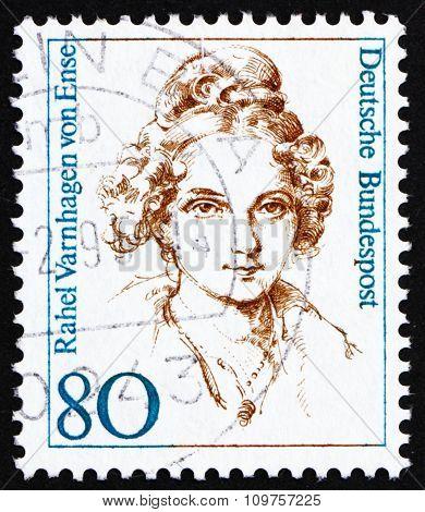 Postage Stamp Germany 1994 Rahel Varnhagen Von Ense, Writer