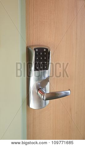 The Digital Electronic Lock
