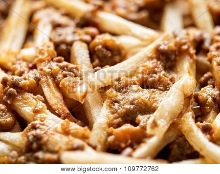 American Chili Fries