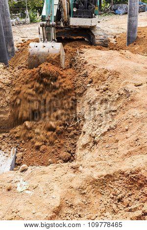 Excavator Bucket Digger