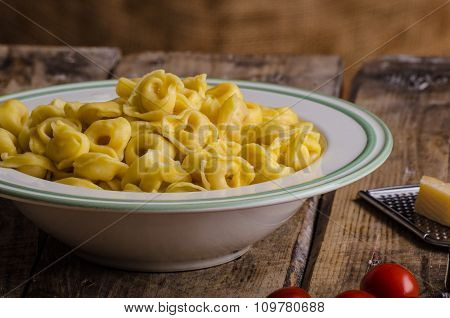 Delicious Homemade Tortellini