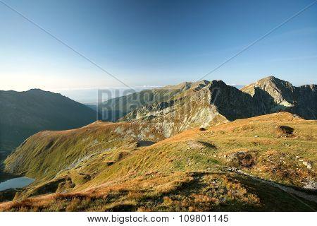 Tatras on the Polish-Slovak border
