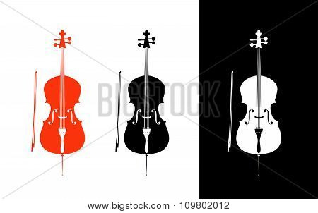 Cello, String Musical Instrument