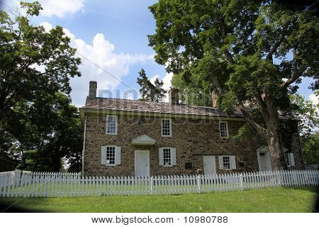 Colonial Home - Washington Crossing State Park