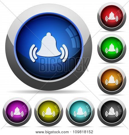 Ringing Bell Button Set