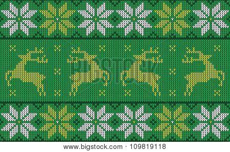 christmas jumper pattern design