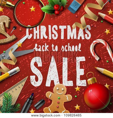 Christmas school sale
