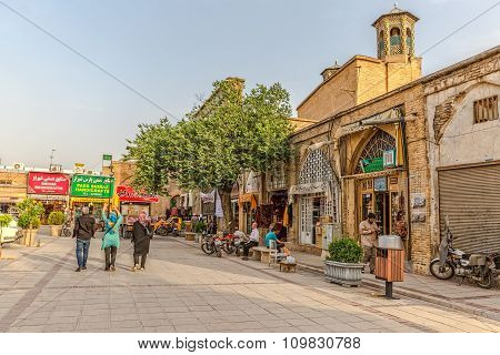 Shiraz Vakil Bazaar