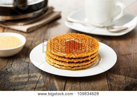 Stroopwafels - Syrup Waffles