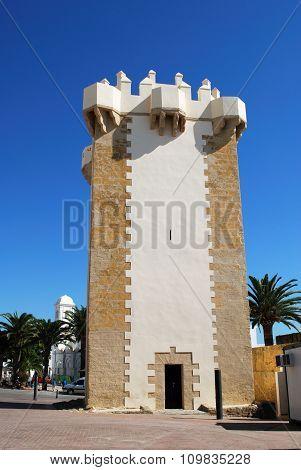 Guzman tower, Conil de la Frontera.
