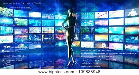 Digital Network as a Business Requirement Art