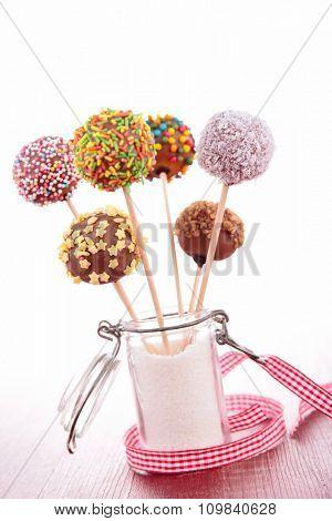 lollipop, cake pop