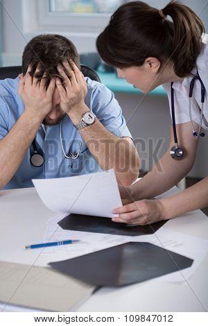 Surgeon Guilty Of Medical Error