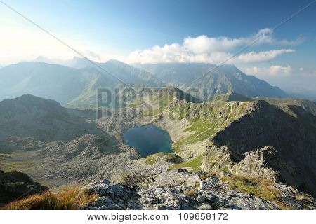 Highest peaks in the Carpathian Mountains