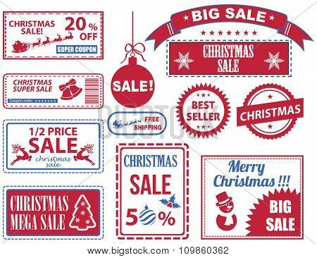 Christmas Coupon Collection