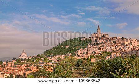 Todi, Umbria , Italy