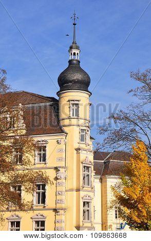 Oldenburg Palace In Oldenburg, Germany