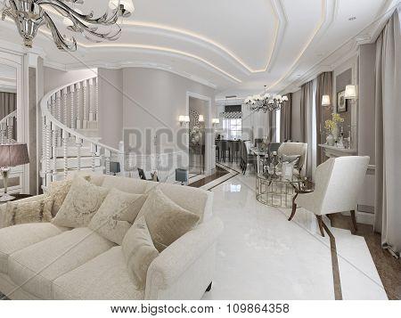 Studio Art Deco Style