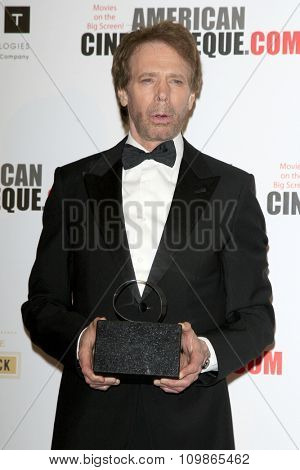 LOS ANGELES - DEC 12:  Jerry Bruckheimer at the 27th American Cinematheque Award at the Beverly Hilton Hotel on December 12, 2013 in Beverly Hills, CA