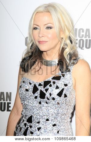 LOS ANGELES - DEC 12:  Terri Nunn at the 27th American Cinematheque Award at the Beverly Hilton Hotel on December 12, 2013 in Beverly Hills, CA