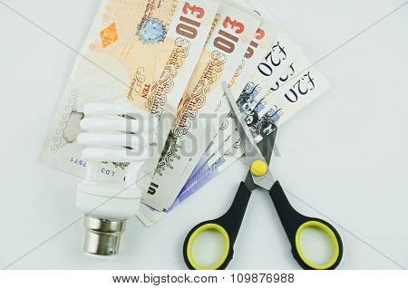 Saving Money On Energy Use..