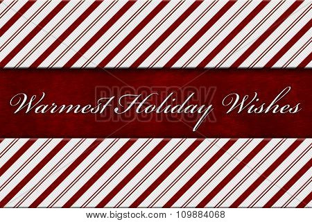 Warmest Holiday Wishes Message