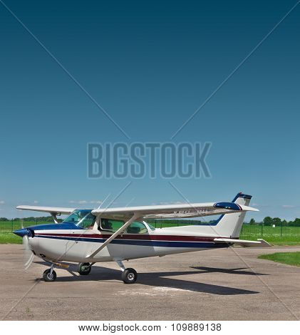 Private Propeller Plane