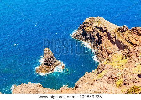 Madeira - Cliff Coast