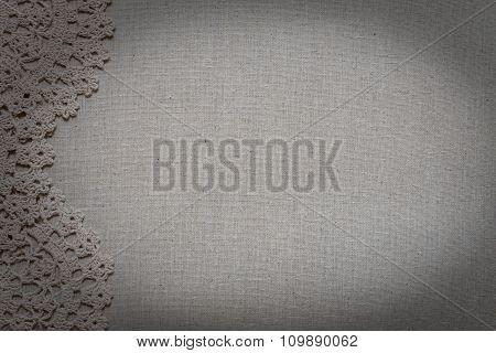 Vignetting Textile Texture Background