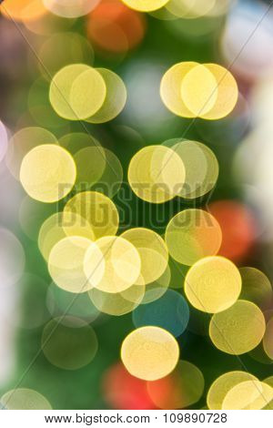 Variety  Of Colorful Bokeh