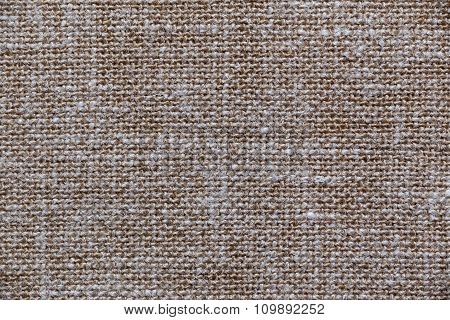 Natural Linen Textile Texture Background.