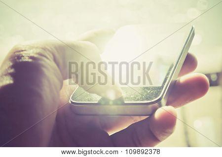 Smart Phone background