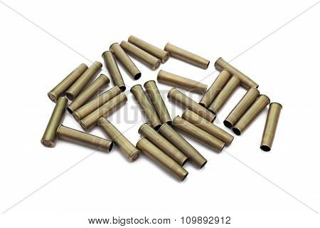 The Old Battle Revolver Cartridges