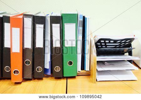 office folder on the desktop