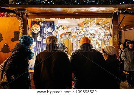 Mulled Wine Christmas Market