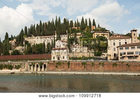 Verona and the Adige River