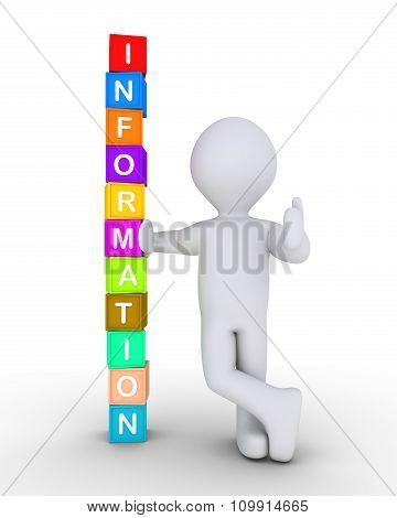 Person And Information Cubes
