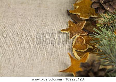 Dried Christmas Fruit