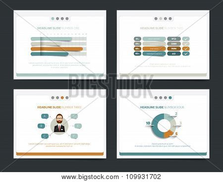 Slide Business Templates.