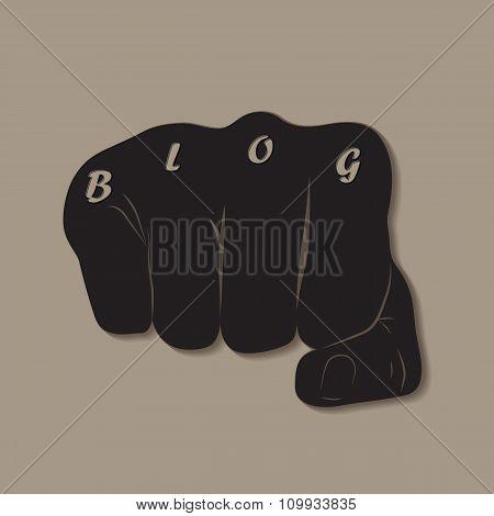 Blog Fist