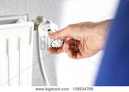 Professional, plumber