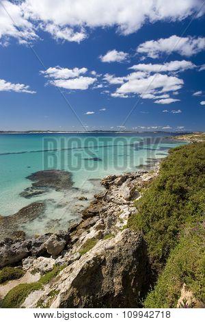 Vivonne Bay on Kangaroo Island