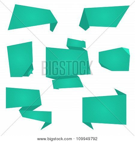 Flat Vector Banners