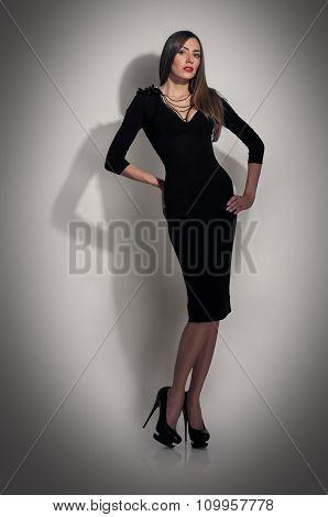Woman the fashion