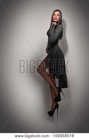 attractive Woman fashion