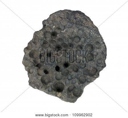 Tuff - a volcanic rock
